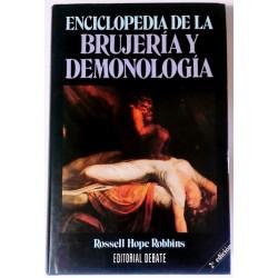 ENCICLOPEDIA DE LA BRUJERÍA Y DEMONOLOGIA