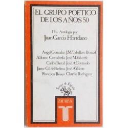 EL GRUPO POÉTICO DE LOS AÑOS 50