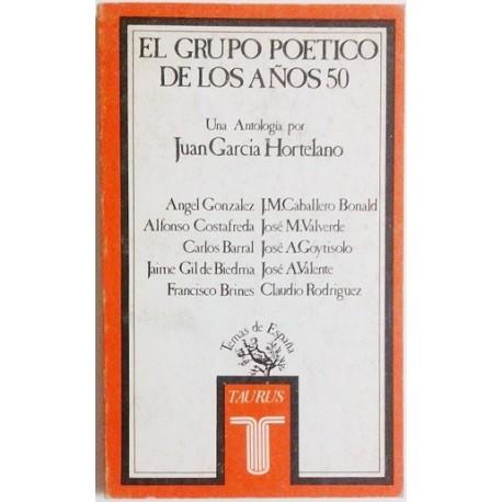 GRUPO POETICO DE LOS AÑOS 50