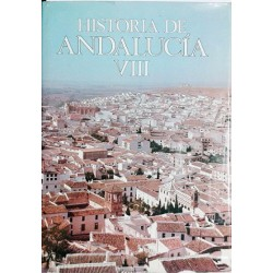 HISTORIA DE ANDALUCÍA. 8 TOMOS.