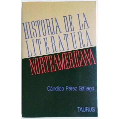 HISTORIA DE LA LITERATURA NORTEAMERICANA