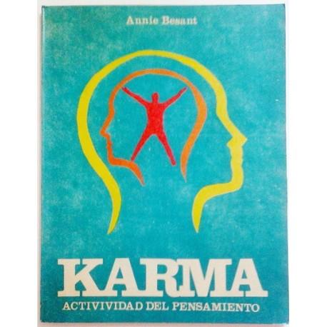 KARMA ACTIVIDAD DEL PENSAMIENTO