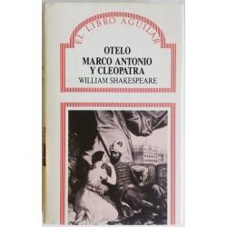 OTELO. MARCO ANTONIO Y CLEOPATRA