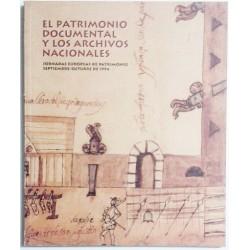 EL PATRIMONIO DOCUMENTAL Y LOS ARCHIVOS NACIONALES