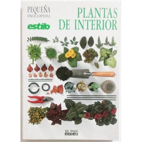 PEQUEÑA ENCICLOPEDIA PLANTAS DE INTERIOR