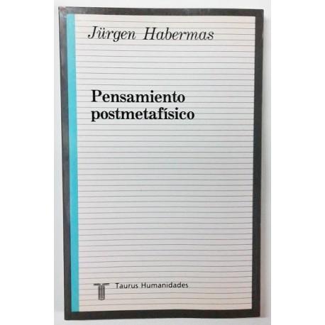 PENSAMIENTO POSTMETAFISICO