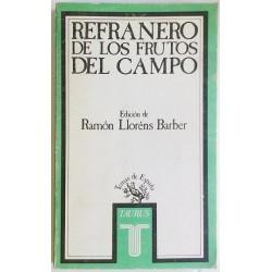 REFRANERO DE LOS FRUTOS DEL CAMPO
