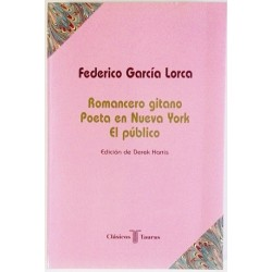 ROMANCERO GITANO. POETA EN NUEVA YORK. EL PÚBLICO