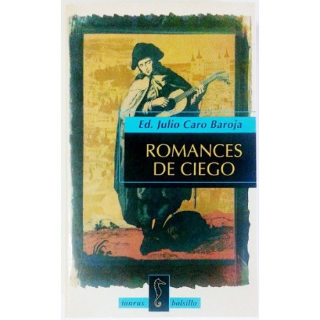 ROMANCES DE CIEGO