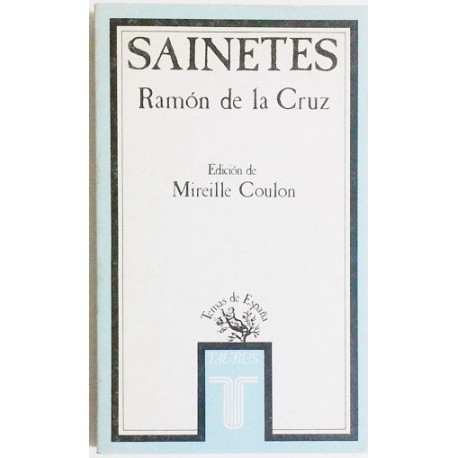 SAINETES
