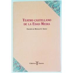 TEATRO CASTELLANO DE LA EDAD MEDIA