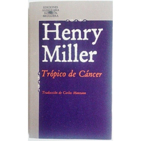 TRÓPICO DE CANCER