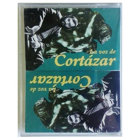 LA VOZ DE CORTAZAR (2 CINTAS) ED. NO VENAL