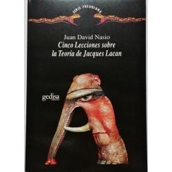 CINCO LECCIONES SOBRE LA TEORÍA DE JACQUES LACAN