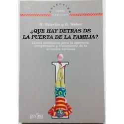 ¿QUÉ HAY DETRÁS DE LA PUERTA DE LA FAMILIA?