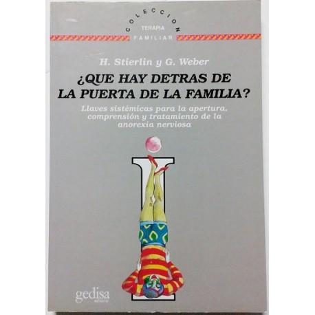 QUÉ HAY DETRÁS DE LA PUERTA DE LA FAMILIA