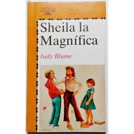 SHEILA LA MAGNÍFICA