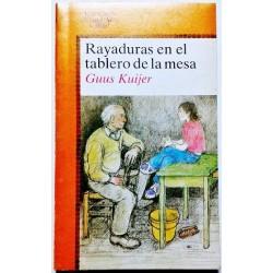RAYADURAS EN EL TABLERO DE LA MESA