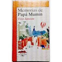 MEMORIAS DE PAPÁ MUMÍN