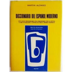 DICCIONARIO DEL ESPAÑOL MODERNO