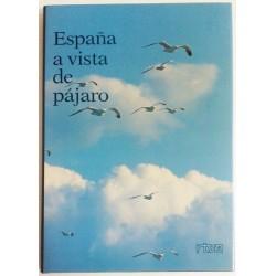 ESPAÑA A VISTA DE PÁJARO. 2 TOMOS + VHS