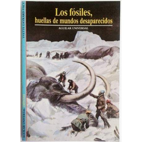 LOS FÓSILES, HUELLAS DE MUNDOS DESAPARECIDOS