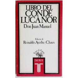 LIBRO DEL CONDE LUCANOR