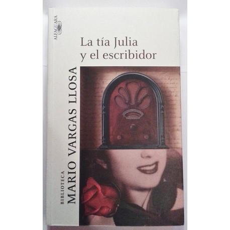 LA TIA JULIA Y EL ESCRIBIDOR