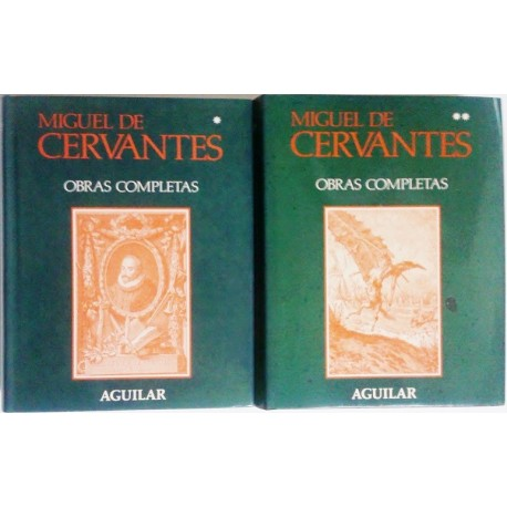OBRAS COMPLETAS, 2 VOLS.