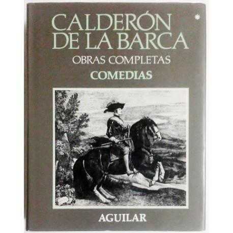 OBRAS COMPLETAS I. COMEDIAS