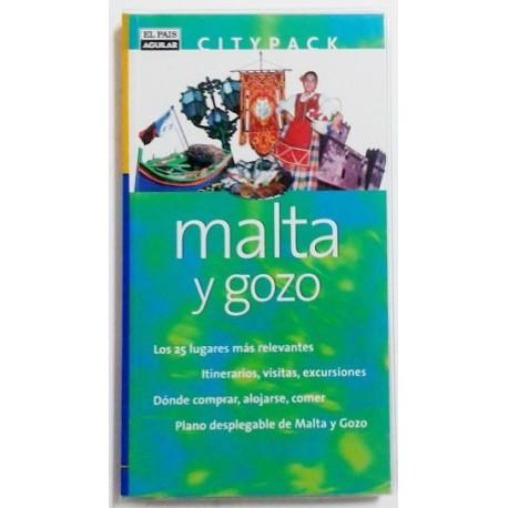 MALTA Y GOZO (contiene mapa de la isla)