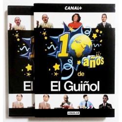 10 AÑOS DE EL GUIÑOL + 2 DVD's
