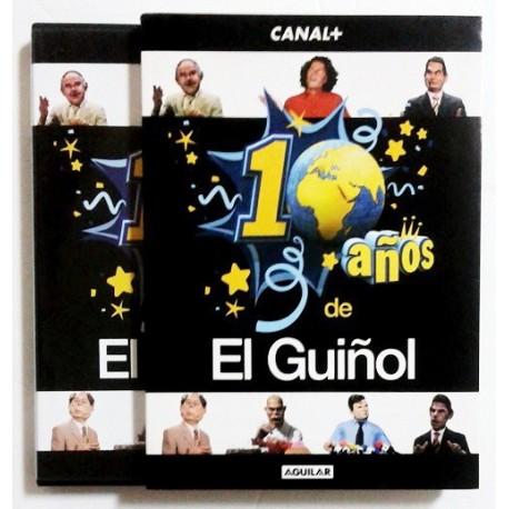 10 AÑOS DE GUIÑOL, CON DOS DVD