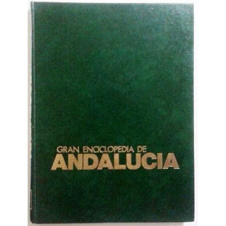 GRAN ENCICLOPEDIA DE ANDALUCÍA 10 TOMOS