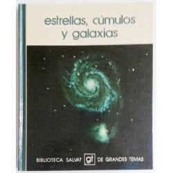ESTRELLAS, CÚMULOS Y GALAXIAS