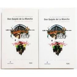 EL INGENIOSO HIDALGO DON QUIJOTE DE LA MANCHA 2 VOLS.