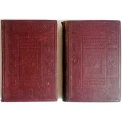 EL INGENIOSO HIDALGO DON QUIJOTE DE LA MANCHA 2 TOMOS (EDICIÓN FACSIMILE DE LA IMPRESA EN 1608 T-I Y 1615 T-II)