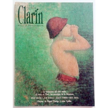 CLARIN NÚM. 20. REVISTA DE NUEVA LITERATURA