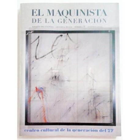 EL MAQUINISTA DE LA GENERACIÓN NÚM. 8 SEGUNDA ÉPOCA (CONTIENE DVD)