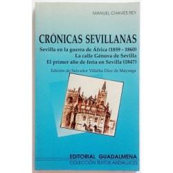 CRÓNICAS SEVILLANAS