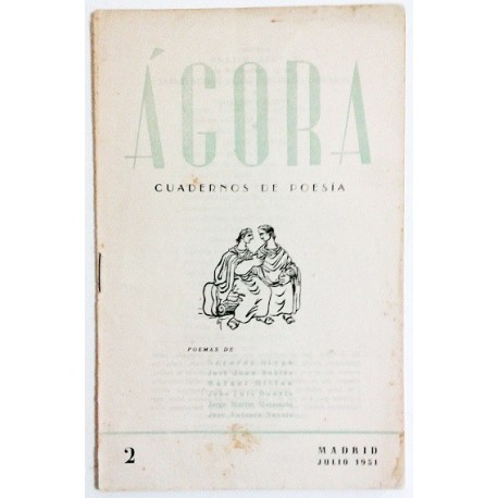 ÁGORA NÚM. 2 JULIO 1951