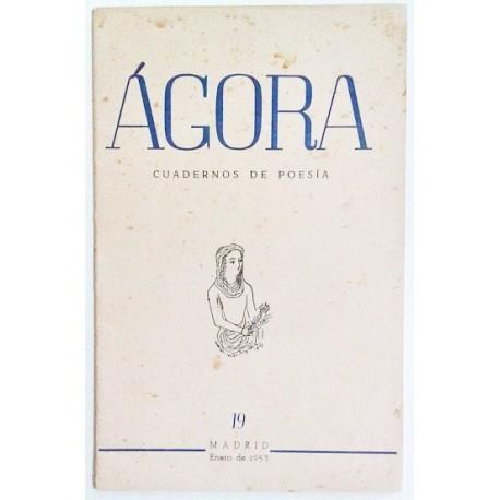ÁGORA NÚM. 19 ENERO 1953