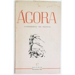 ÁGORA NÚM. 17 NOVIEMBRE 1952