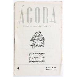 ÁGORA NÚM. 8 ENERO 1952