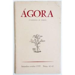 ÁGORA NÚM. 42-43 SETIEMBRE-OCTUBRE 1955