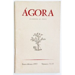 ÁGORA NÚM. 34-35 ENERO-FEBRERO 1955