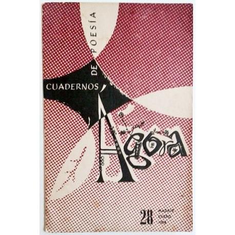 ÁGORA NÚM. 28 ENERO 1954