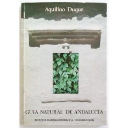 GUÍA NATURAL DE ANDALUCÍA