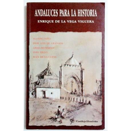 ANDALUCES PARA LA HISTORIA