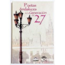 POETAS ANDALUCES DE LA GENERACIÓN DEL 27